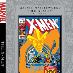 MARVEL MASTERWORKS: THE X-MEN VOL.6 #0