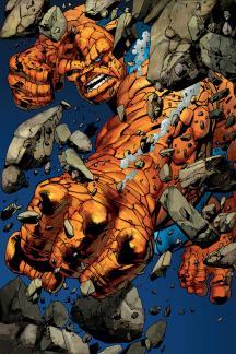 Ultimate Fantastic Four Vol. 4: Inhuman (Trade Paperback)