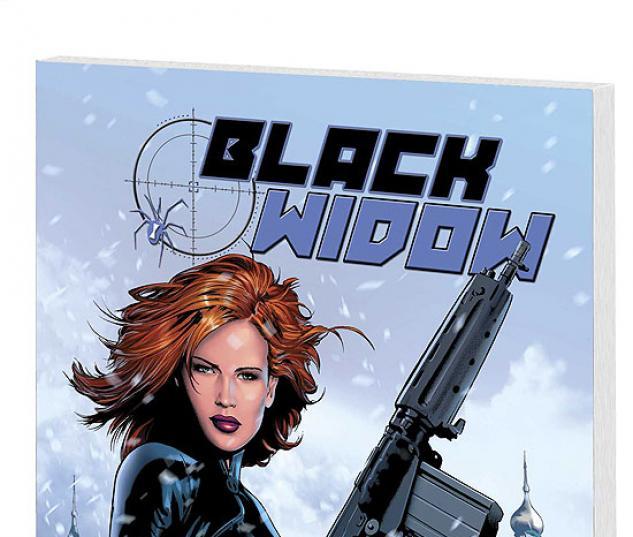 BLACK WIDOW: HOMECOMING COVER