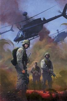 Combat Zone: True Tales of Gi's in Iraq #1