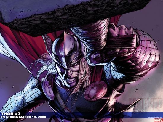 Thor (1998) #7 Wallpaper
