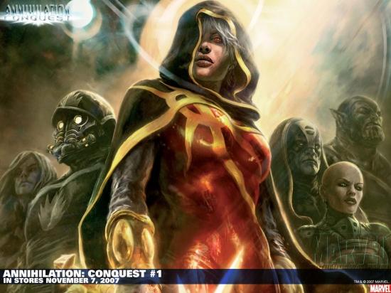 Annihilation: Conquest (2007) #1 Wallpaper