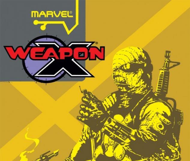 Weapon X: The Draft - Agent Zero #1