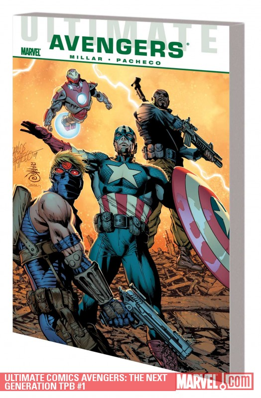 Ultimate Comics Avengers: The Next Generation (Trade Paperback)