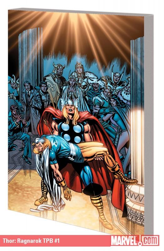 Thor: Ragnarok TPB (Trade Paperback)