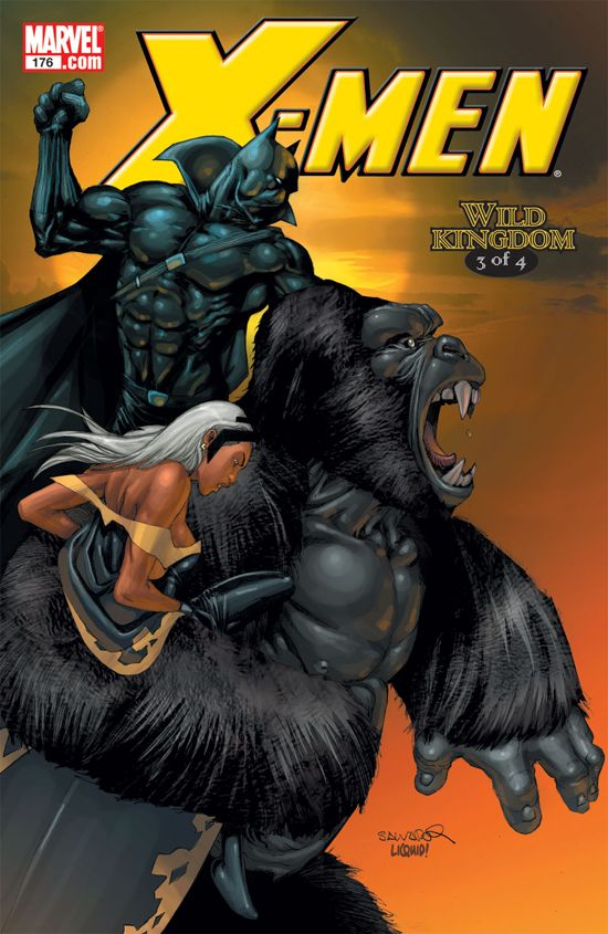 X-Men (2004) #176