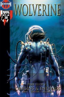 Wolverine (2003) #38