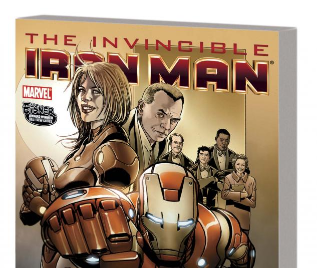 Invincible Iron Man Vol. 7 (2012) #1