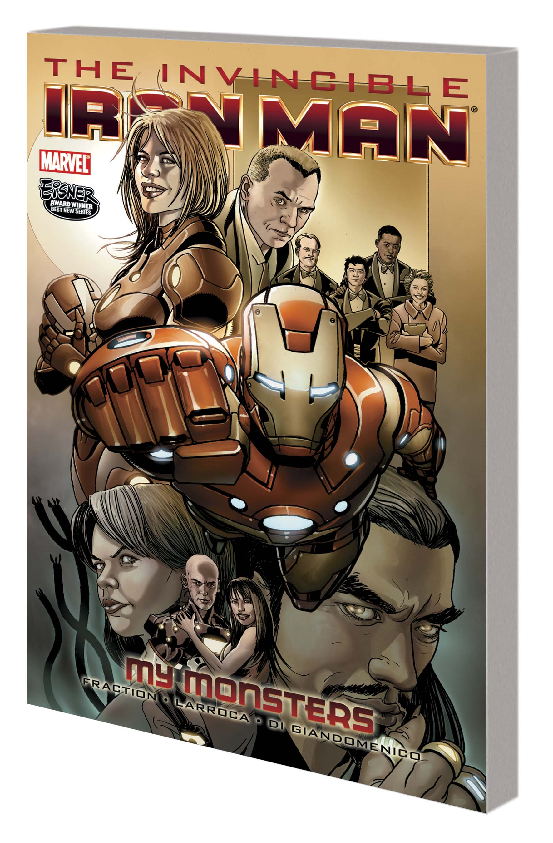 Invincible Iron Man Vol. 7 (Trade Paperback)