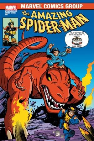 Amazing Spider-Man (1999) #643 (SHS VARIANT)