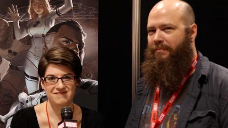 Fan Expo 2011: Jason Aaron Talks Wolverine