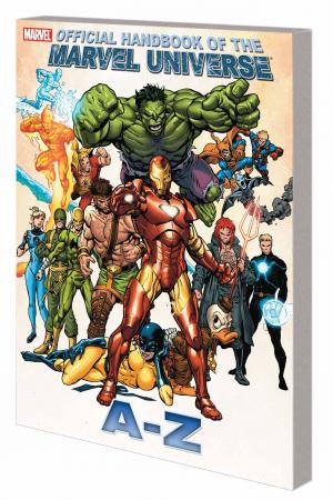 OFFICIAL HANDBOOK OF THE MARVEL UNIVERSE A TO Z VOL. 5 TPB (Trade Paperback)