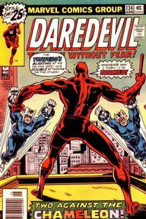 Daredevil (1964) #134