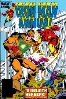 Iron Man Annual #7