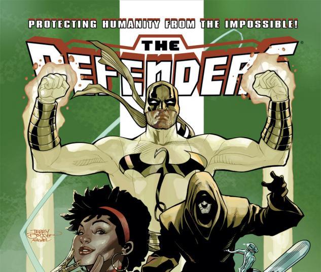 Defenders (2011) #6