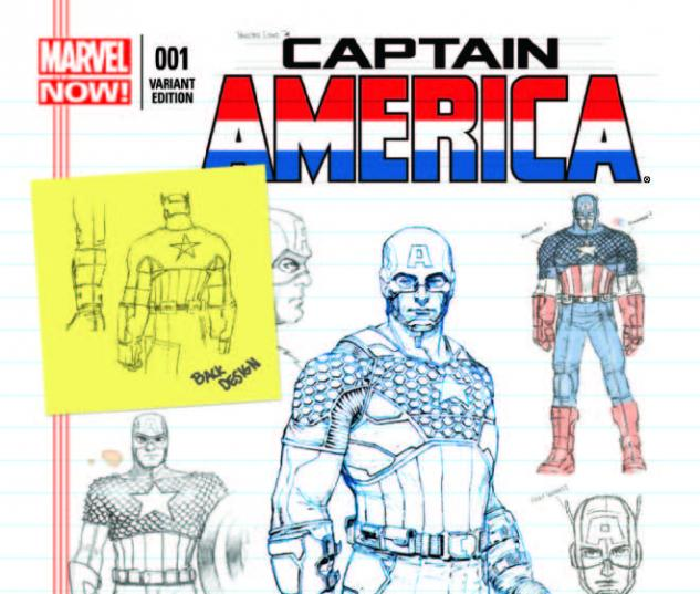 CAPTAIN AMERICA 1 OPENA DESIGN VARIANT