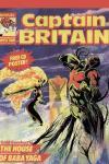 Captain Britain (1985) #11 Cover
