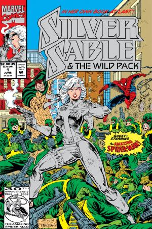 Silver Sable & the Wild Pack  #1