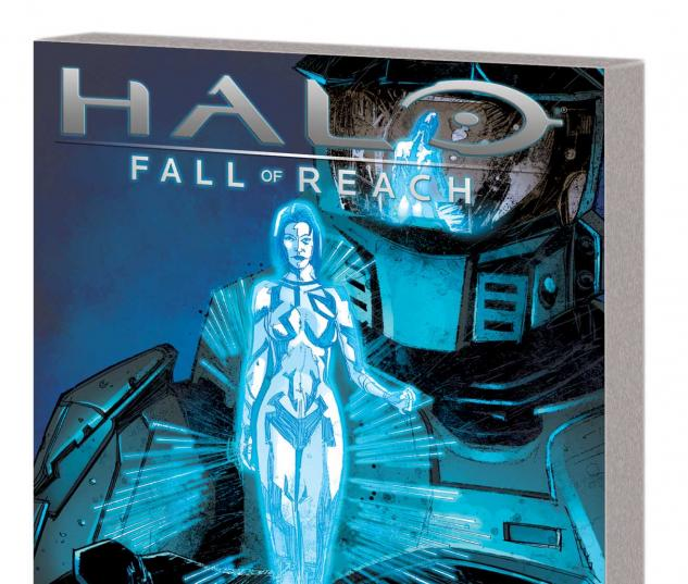 HALO: FALL OF REACH - INVASION TPB