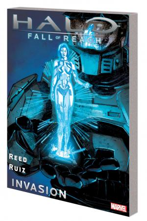 HALO: FALL OF REACH - INVASION TPB (Trade Paperback)