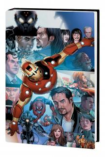 INVINCIBLE IRON MAN VOL. 11: THE FUTURE PREMIERE HC (Hardcover)