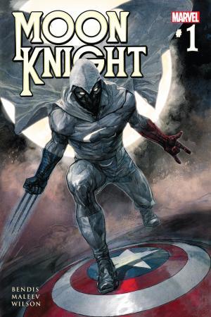 Moon Knight (2010) #1
