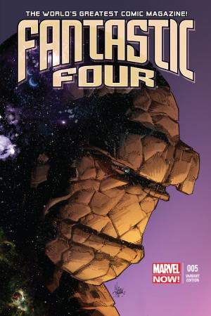 Fantastic Four #5  (Deodato Variant)