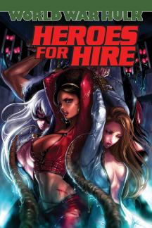 Heroes for Hire #13