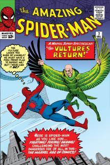 The Amazing Spider-Man (1963) #7