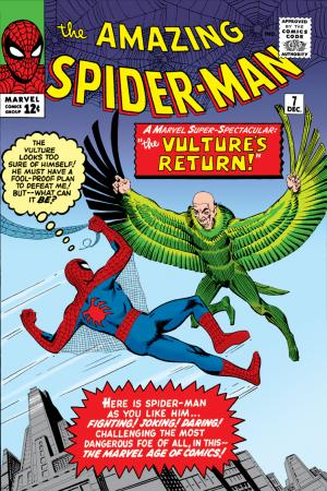 The Amazing Spider-Man (1963) #7