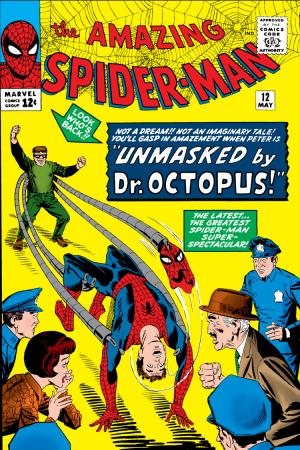 The Amazing Spider-Man (1963) #12