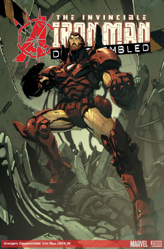 Avengers Disassembled: Iron Man (Trade Paperback)