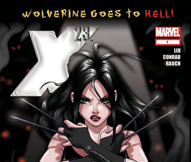 X-23 (2010) #2