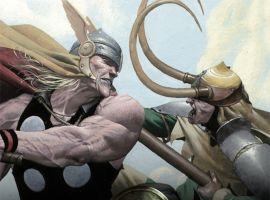Thor & Loki: Blood Brothers Master