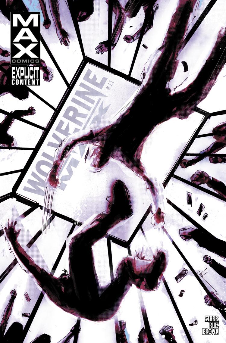 Wolverine Max (2012) #11