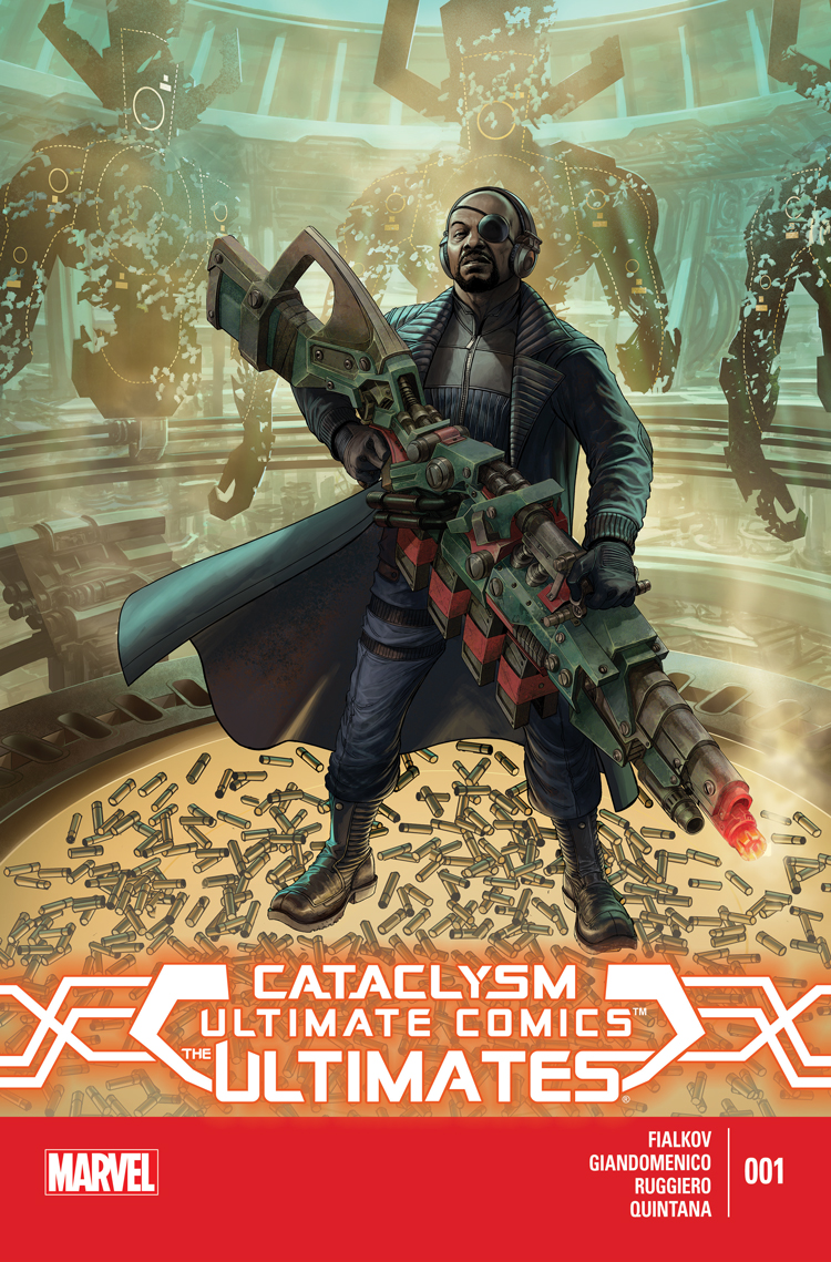Cataclysm: Ultimates (2013) #1