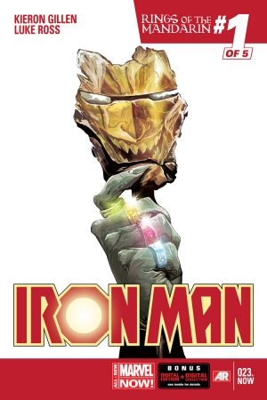 Iron Man (2012) #23
