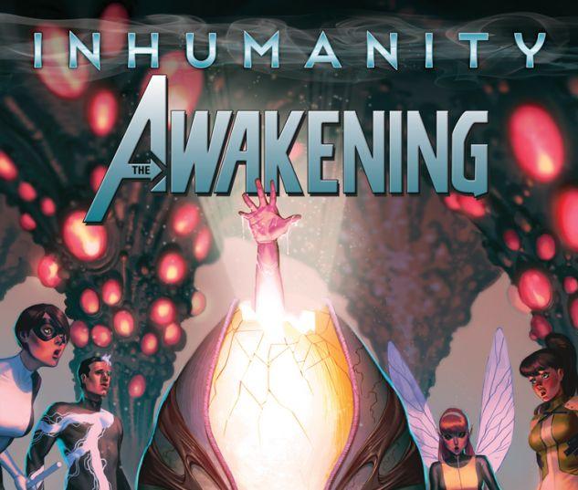 INHUMANITY: THE AWAKENING 1 (WITH DIGITAL CODE)