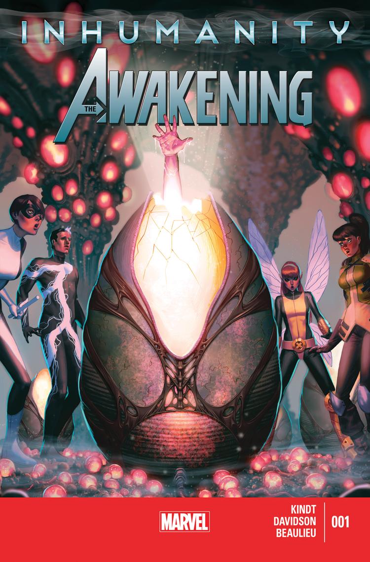 Inhumanity: Awakening (2013) #1