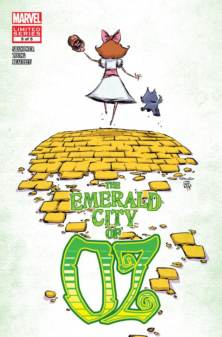 The Emerald City of Oz (2013) #5