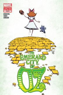 The Emerald City of Oz #5