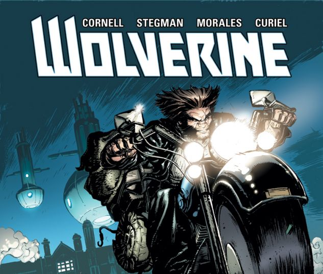 WOLVERINE 4 (ANMN, WITH DIGITAL CODE)
