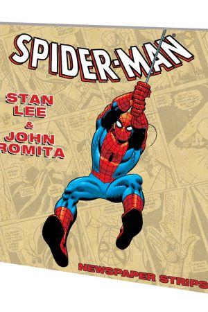 Spider-Man Newspaper Strips (Trade Paperback)