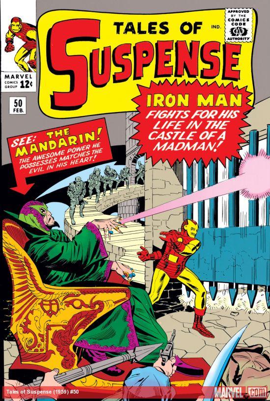 Tales of Suspense (1959) #50