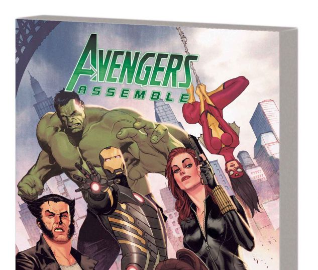 AVENGERS ASSEMBLE: THE FORGERIES OF JEALOUSY TPB (MARVEL NOW)
