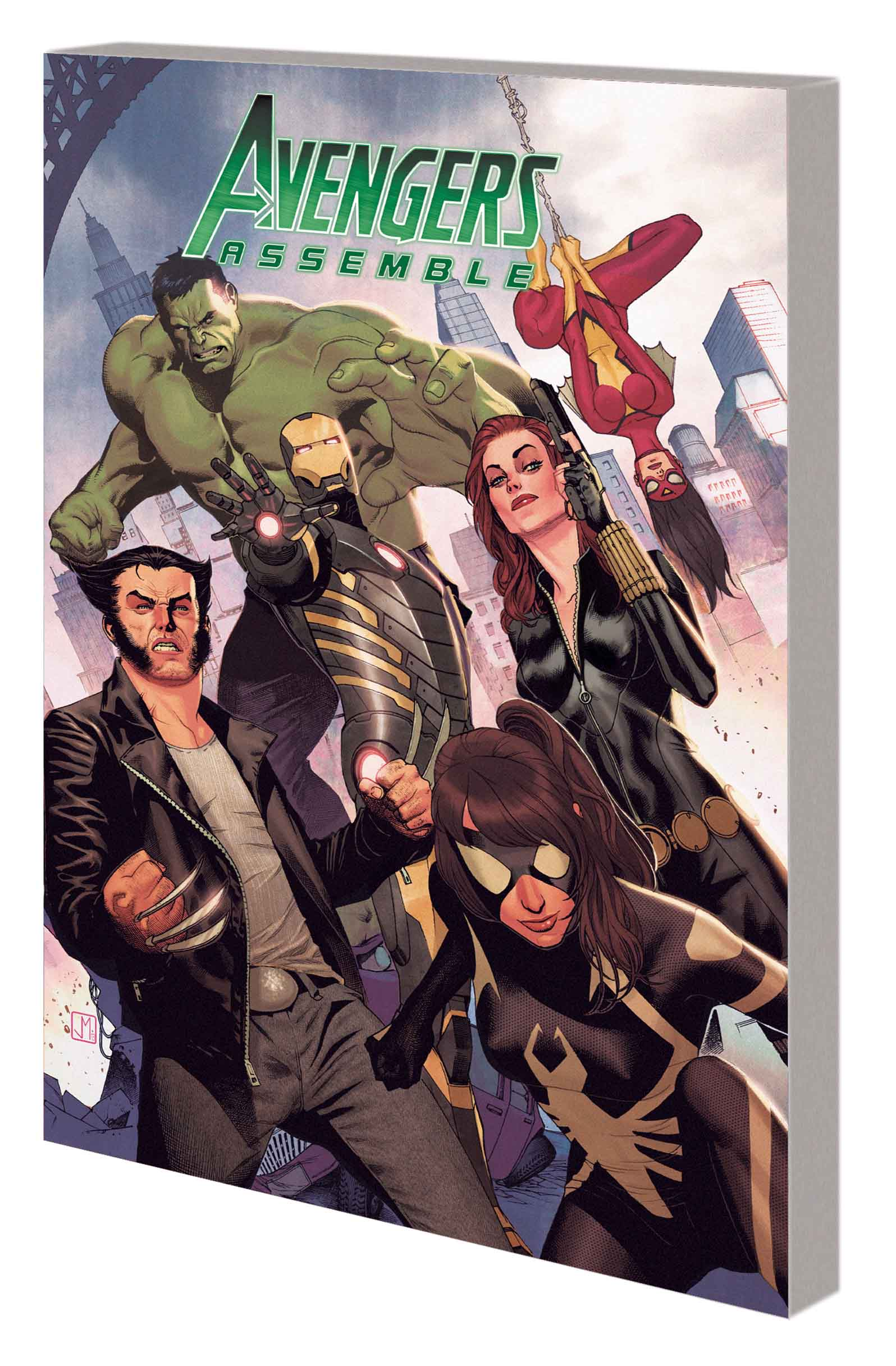 AVENGERS ASSEMBLE: THE FORGERIES OF JEALOUSY (Trade Paperback)