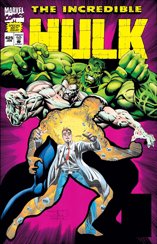 Incredible Hulk (1962) #425