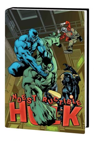 INDESTRUCTIBLE HULK VOL. 4: HUMANITY BOMB PREMIERE HC  (Hardcover)