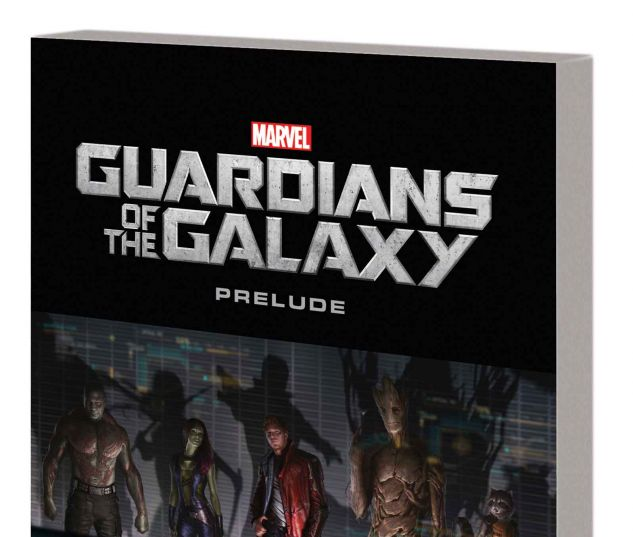 MARVEL'S GUARDIANS OF THE GALAXY PRELUDE TPB (SDOS)