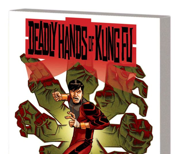 DEADLY HANDS OF KUNG FU: OUT OF THE PAST TPB